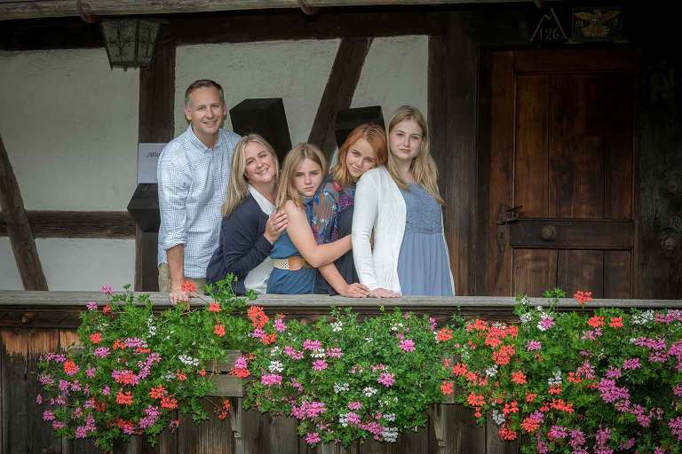 Family photo shoot Interlaken