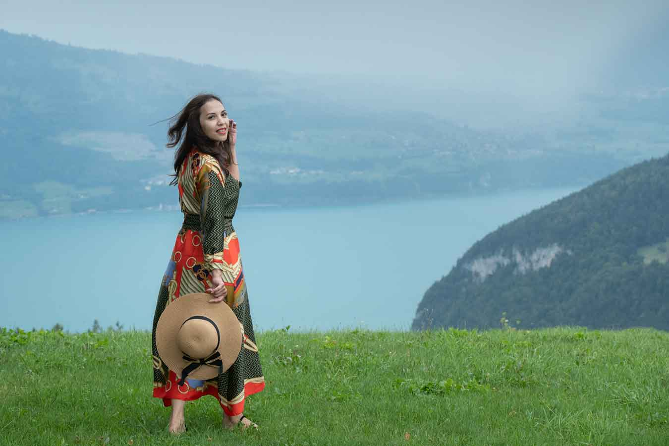 Photo Shoot near Interlaken