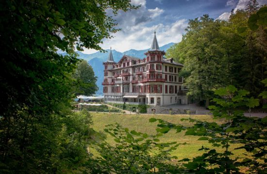 Civil Marriage in Grand hotel Giessbach
