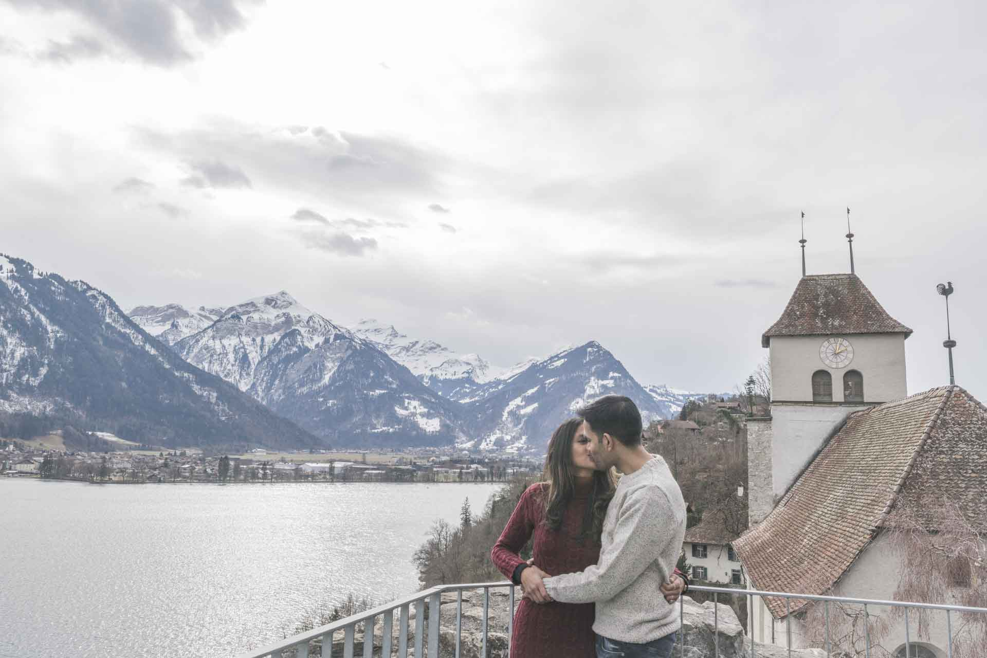 couples photo shoot interlaken