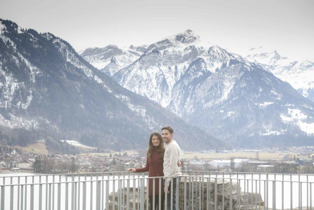 couples photo shoot interlaken