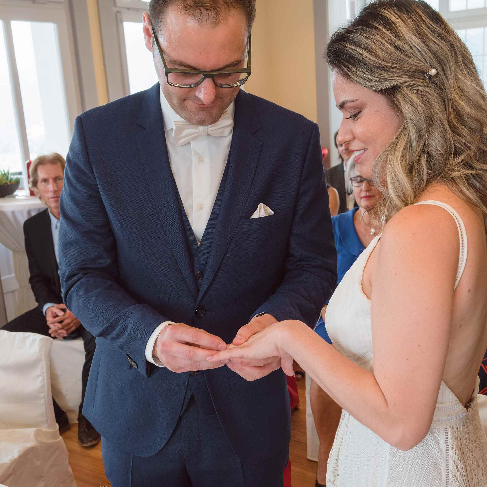 Harder Kulm Wedding