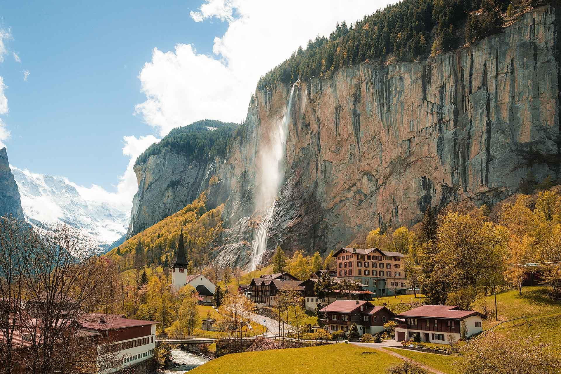 Jungfrau Region locations 3