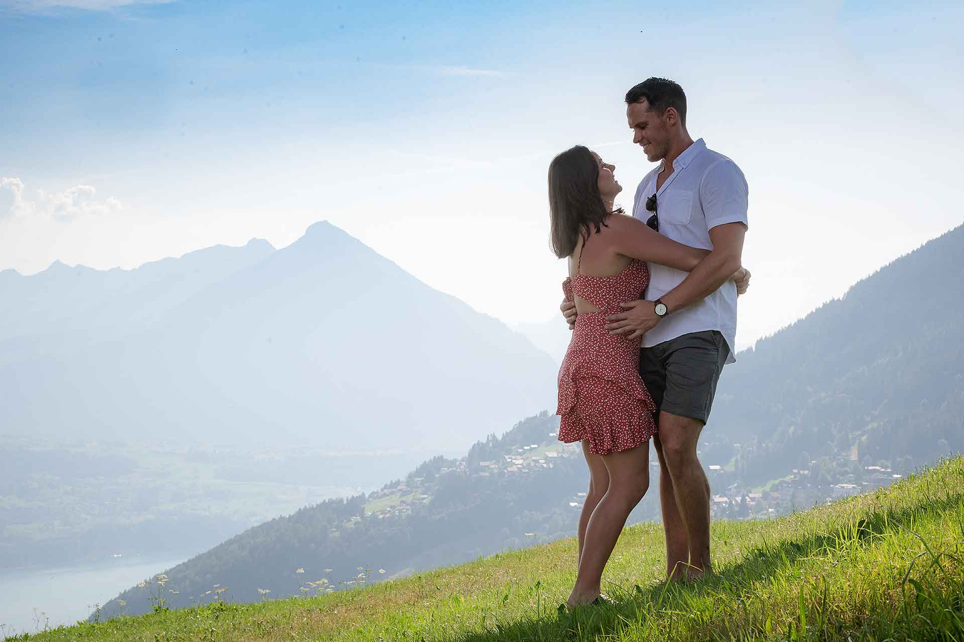 surprise engagement interlaken