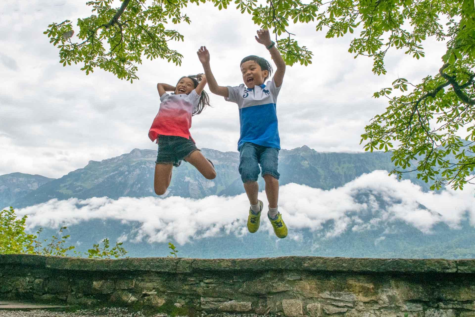 family photo hoot Interlaken