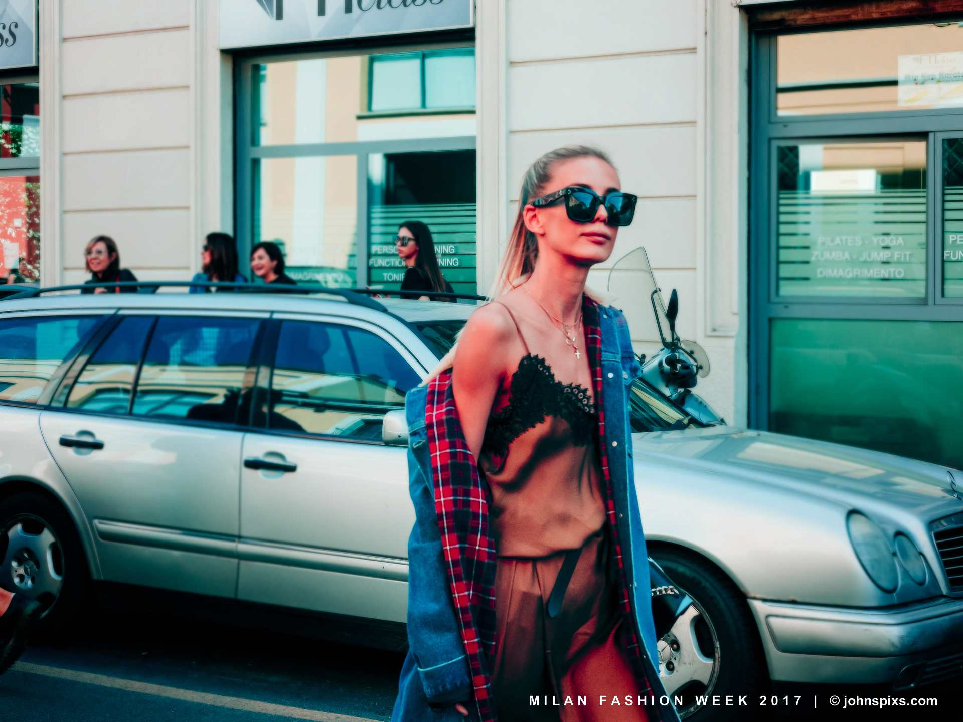 Outdoor Fashion Shoot