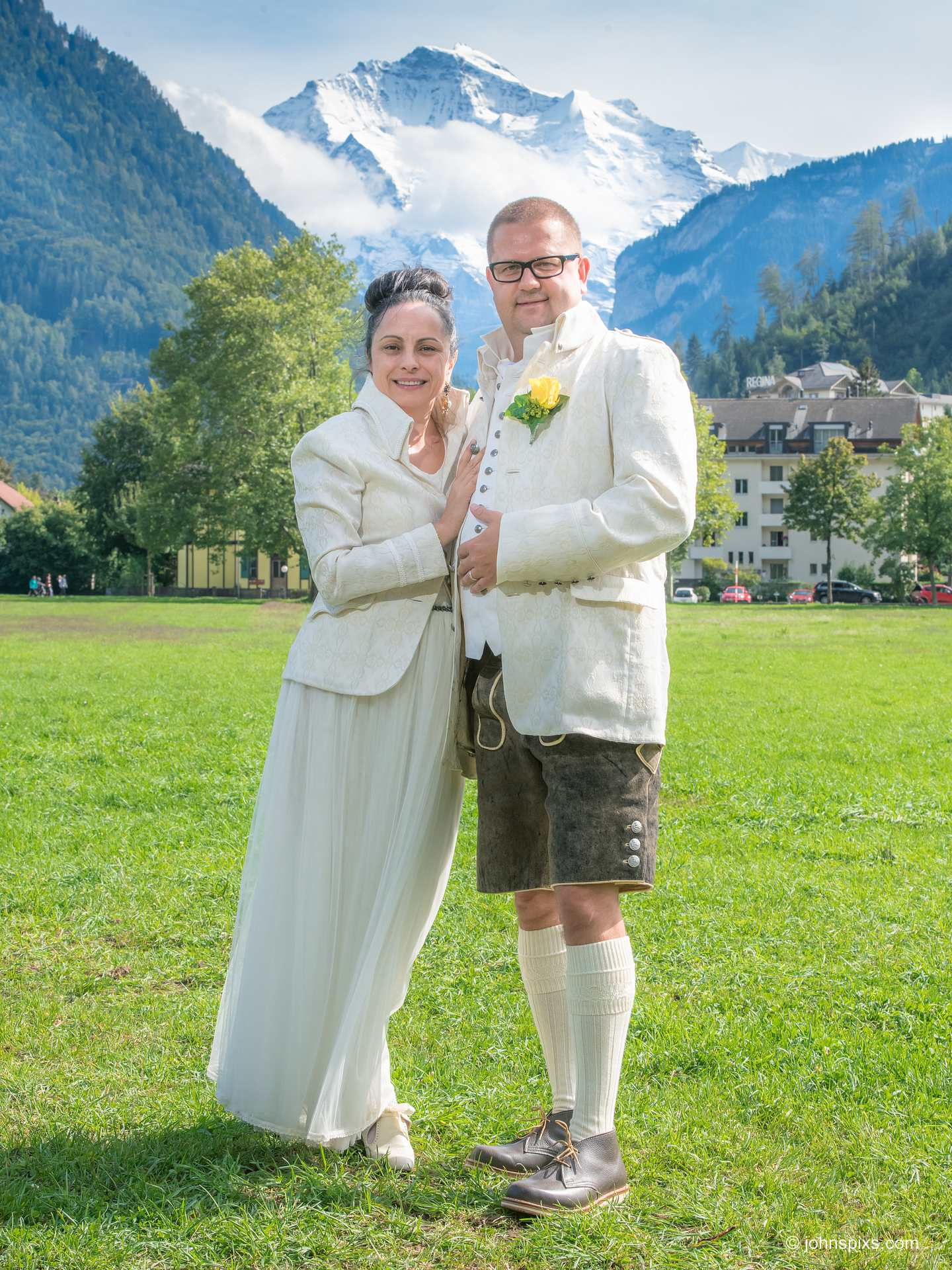 Civil Wedding Switzerland
