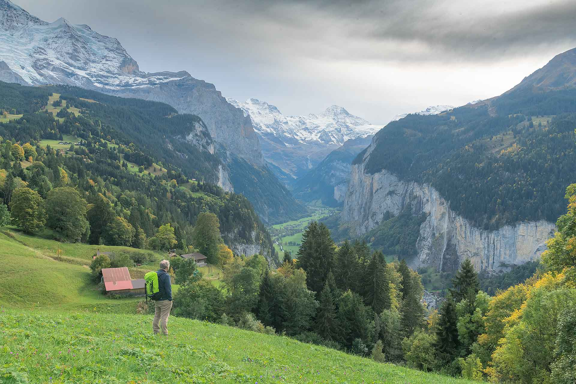 Photographer Lauterbrunnen