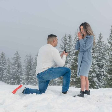 Photographer for a Surprise Engagement in Interlaken Switzerland