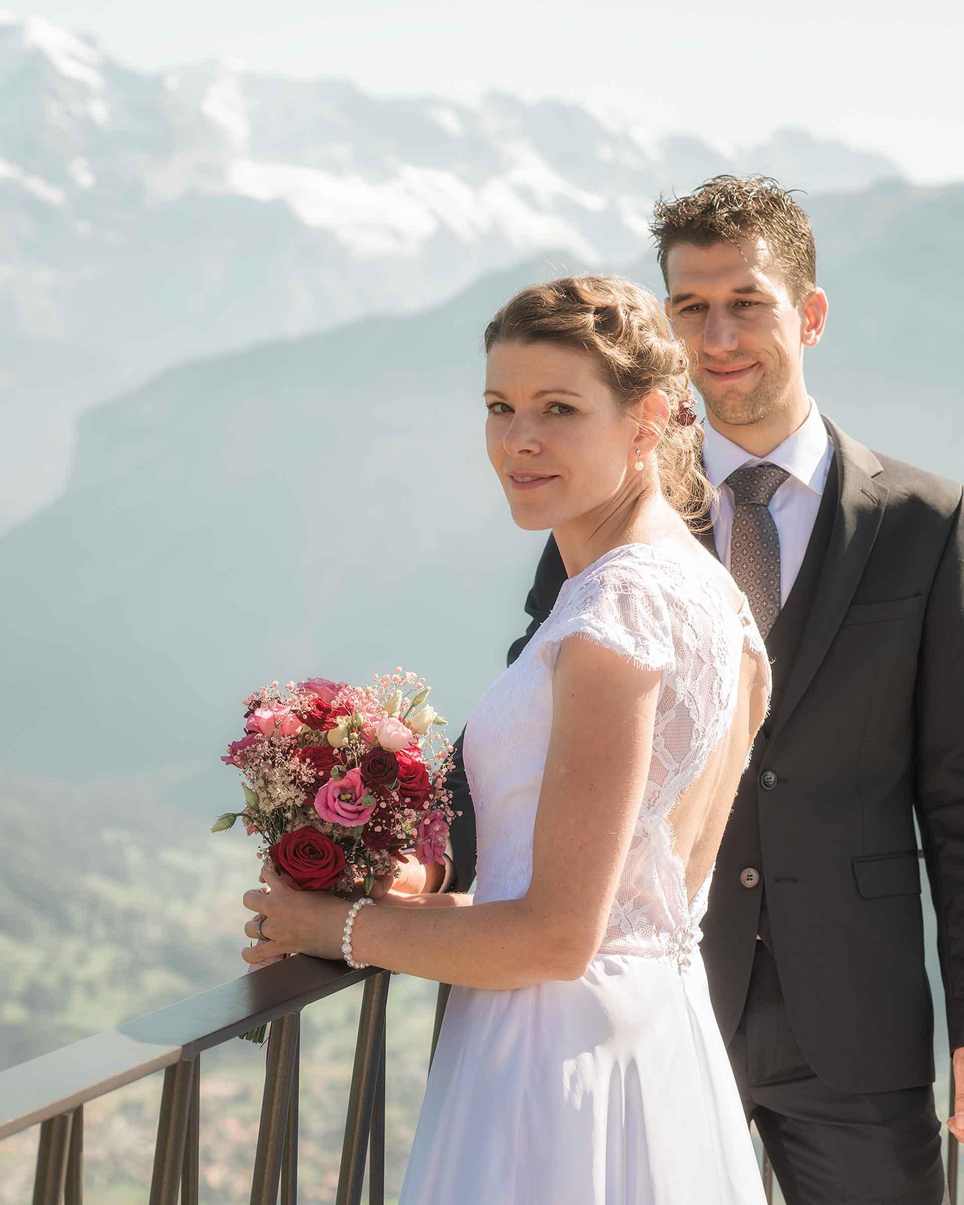Wedding photographer Harder Kulm