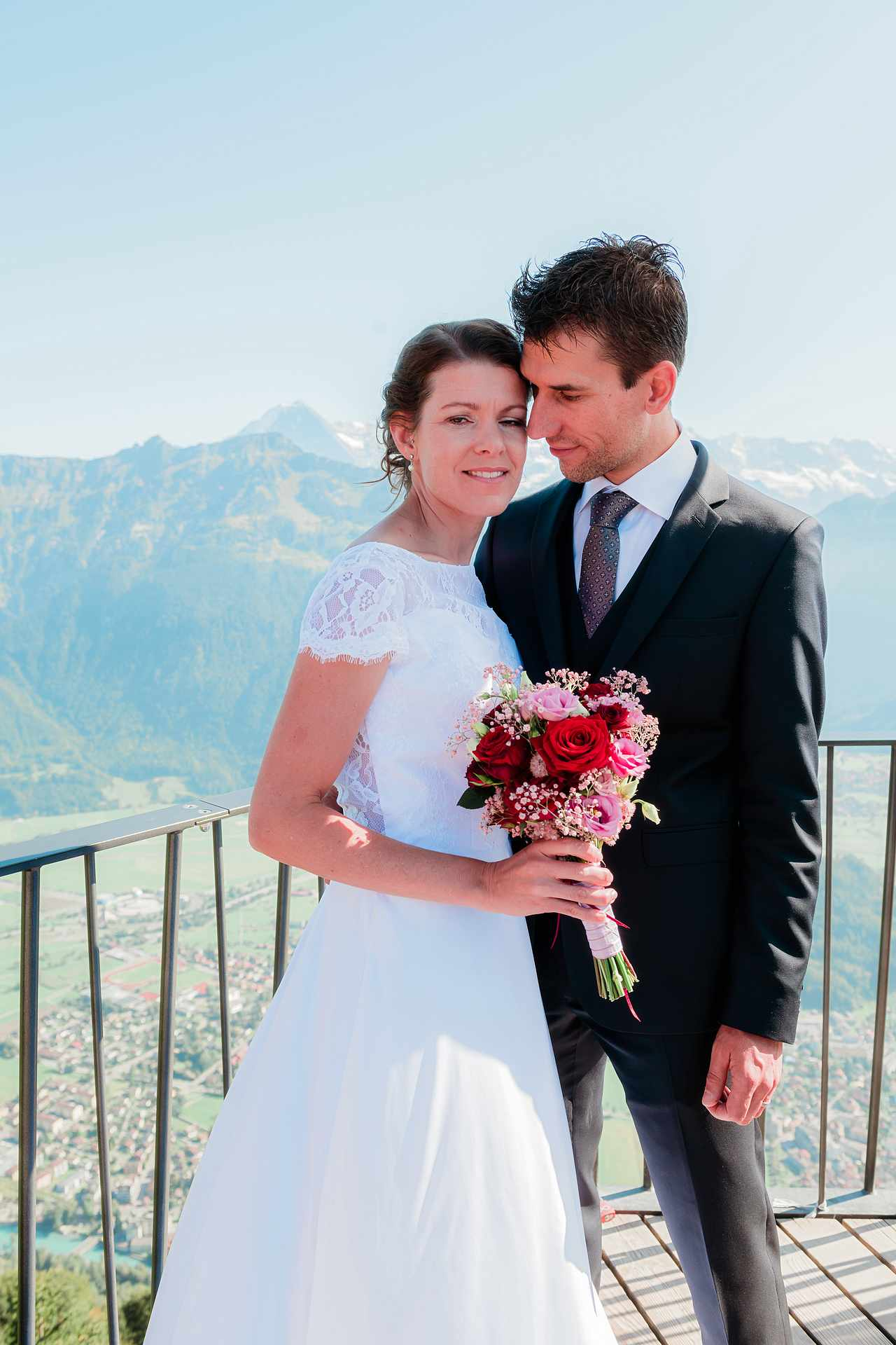 Wedding photographer Harder Kulm Interlaken