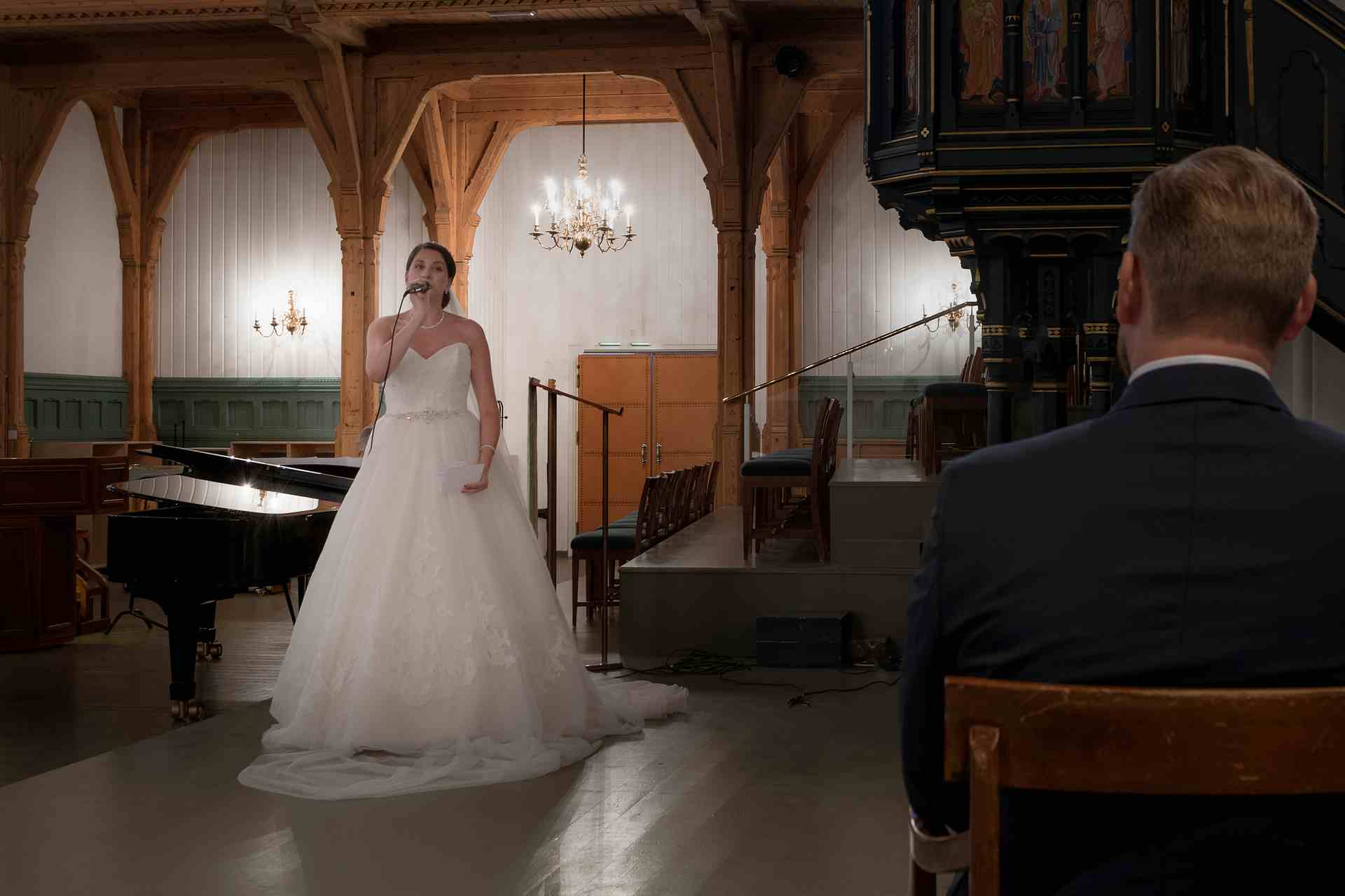 Photographer for a wedding in Kristiansand