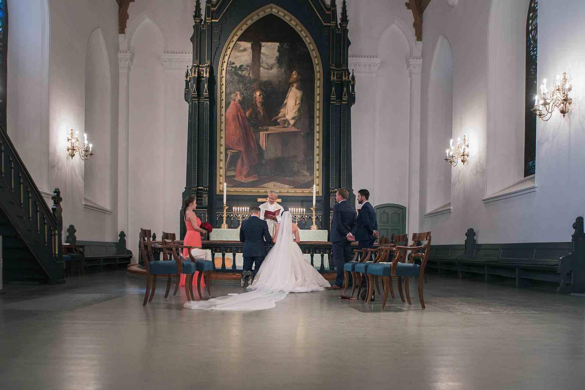 Wedding photographer in Norway