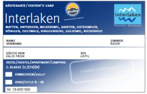 Interlaken Guest Card