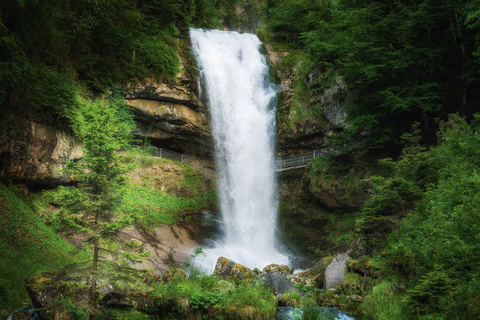 Interlaken Photo Tour 1 - Brienz, Giessbach Iseltwald 1