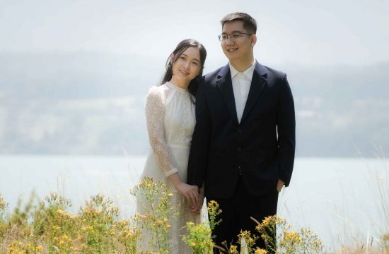 After Wedding Photo Shoot near Interlaken