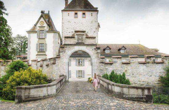 Swiss Wedding in Schloss Oberhofen