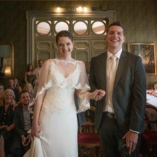 Lucija and Sebastian's wedding in Grandhotel Giessbach