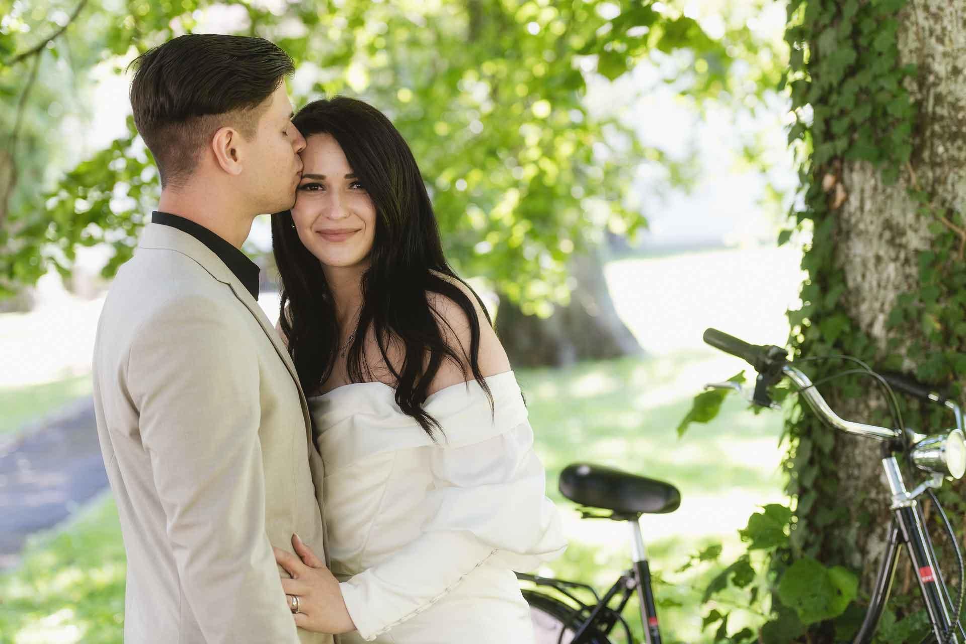 Florentina and Breyner wedding in Interlaken